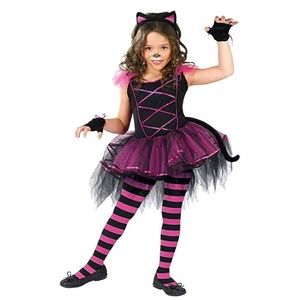 Catarina Kitty Cat costume ~ Size Large